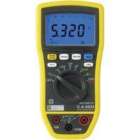 Multimètre numérique TrueRMS CA5233 Q72393