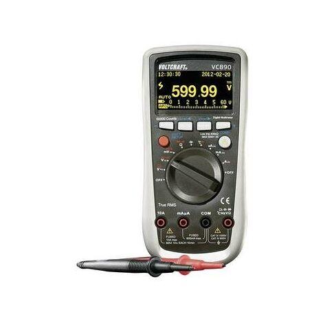 Multimètre numérique VC890 OLED Q51877