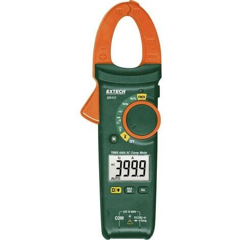 Multimètre , Pince ampèremétrique Extech MA443 numérique CAT III 600 V Affichage (nombre de points): 4000 1 pc(s)