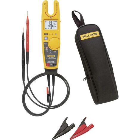 Multimètre , Testeur électrique Fluke T6-1000 KIT2 5101108 numérique CAT III 1000 V, CAT IV 600 V Affichage (nombre de points): 2000 1 pc(s)