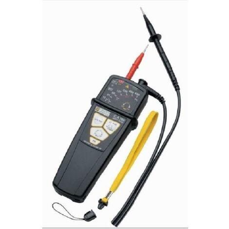 MULTIMETRIX Testeur détecteur de tension a voyants - IP65