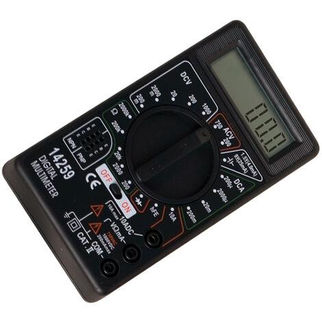 Multímetro digital (GSC 1400259)