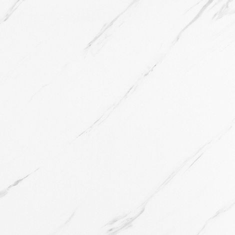 Multipanel Economy White Marble 2400mm x 1000mm Bathroom Wall Panel