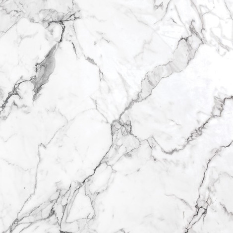 Multipanel Linda Barker Calacatta Marble 2400mm x 1200mm Unlipped Bathroom Wall Panel