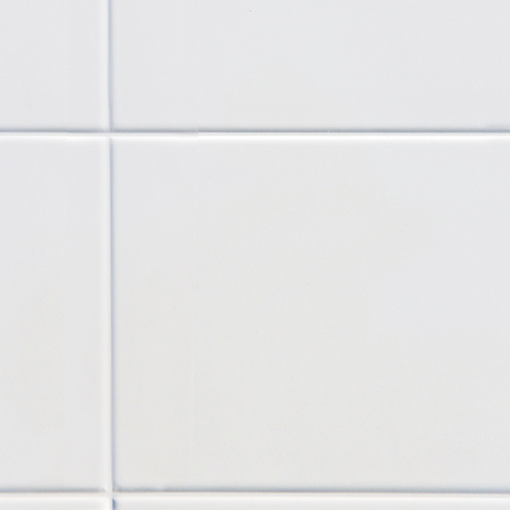 Multipanel White XL Bevelled Tile 2440mm x 1220mm Bathroom Wall Panel