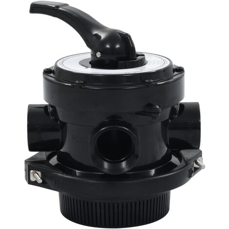 "Multiport Valve for Sand Filter ABS 1.5"" 4-way"