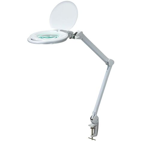 Multirex - Lampe loupe LED - Bicolor - Ø120mm.