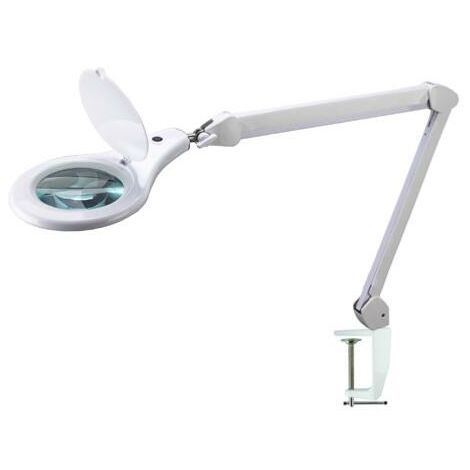 """main image of """"Multirex - Lampe loupe LED Dioptrie 3 & 5 - 650 lumens - Ø120mm."""""""