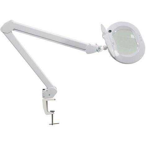 Multirex - Lampe loupe LED Dioptrie 3 - 6500K - 650 lumens - 9 watts