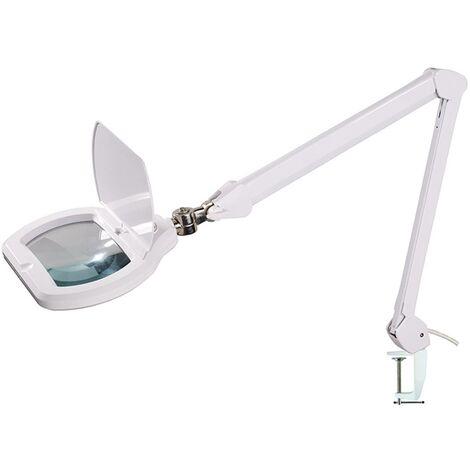 Multirex - Lampe loupe LED Dioptrie 3 - Lentille: 170x105mm.