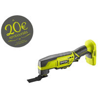 Multitool RYOBI 18V OnePlus - sans batterie ni chargeur R18MT3-0