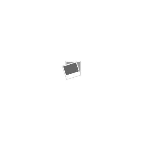Multiuso Cama de Camping Acolchada Catre Plegable con Bolsa de Transporte Carga Máx. 260kg 200 x 74 x 39cm Negro GCB20H - Black