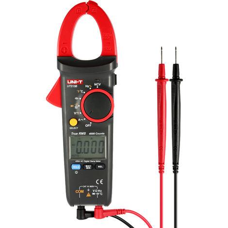 Mult¨ªmetro Mult¨ªmetro digital Alicates de abrazadera Pocket Lcd Uni-T Ut213B