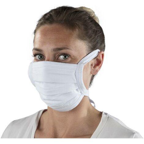 Mund-Nasen-Stoffmaske aus Baumwolle, waschbar