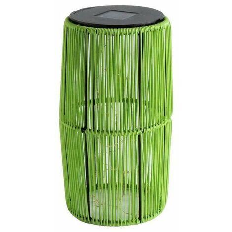 MUNDUS Lanterne Solaire Scoubidou - Vert