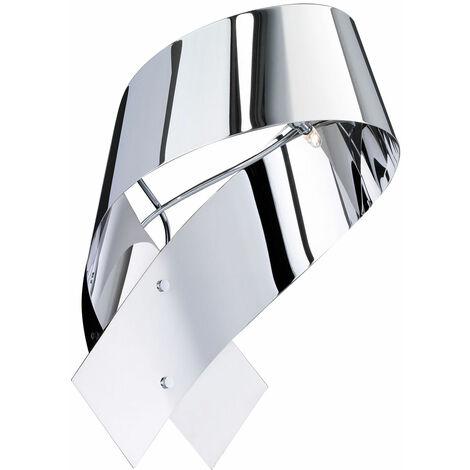 Mur lampe salon éclairage facades projecteurs chrome ampoules halogènes WOFI 4299.02.01.0000