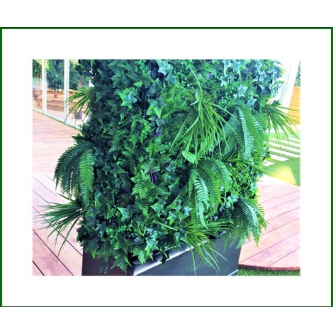Mur vegetal artificiel jungle 5m2 MGS
