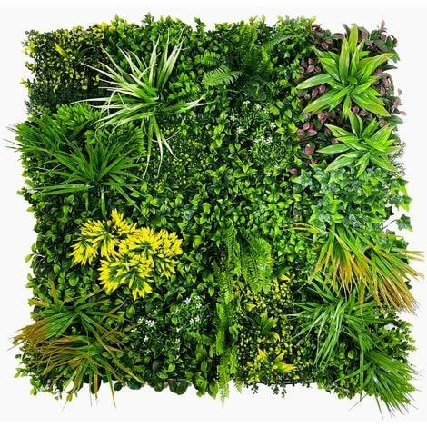 Mur vegetal artificiel jungle MGS
