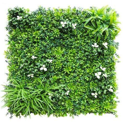 Mur vegetal artificiel liseron MGS