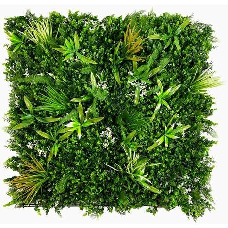 Mur vegetal artificiel savane MGS
