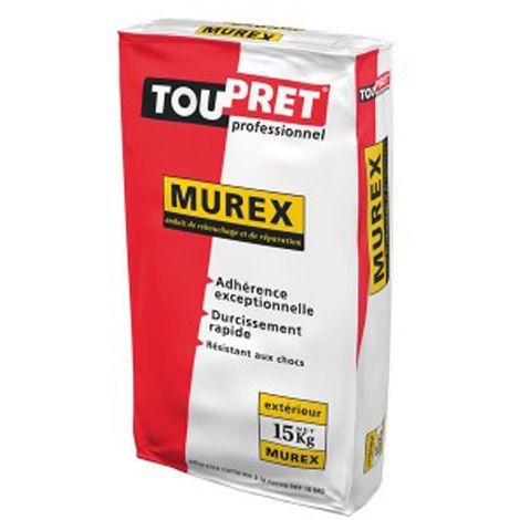 murex enduit 5 kg toupret 3318. Black Bedroom Furniture Sets. Home Design Ideas