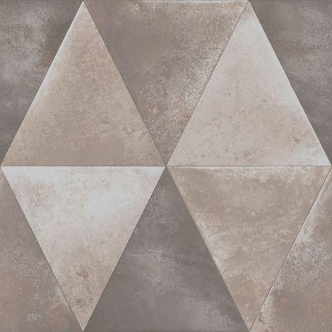 Muriva Caden Taupe Wallpaper