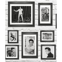 Muriva Elvis Presley Wallpaper