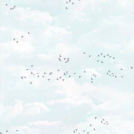 Muriva Fly Away Multi Wallpaper