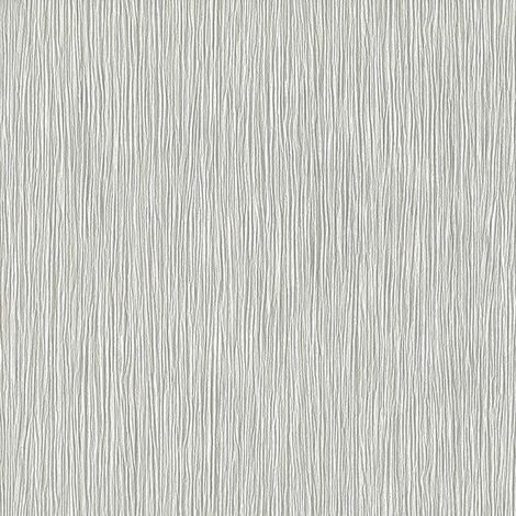 Muriva Kate Texture Silver Wallpaper Fabric Effect Linear Plain Shiny Finish