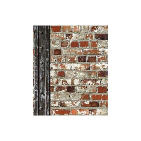 Muriva Loft Brick and Beam Wallpaper 102540
