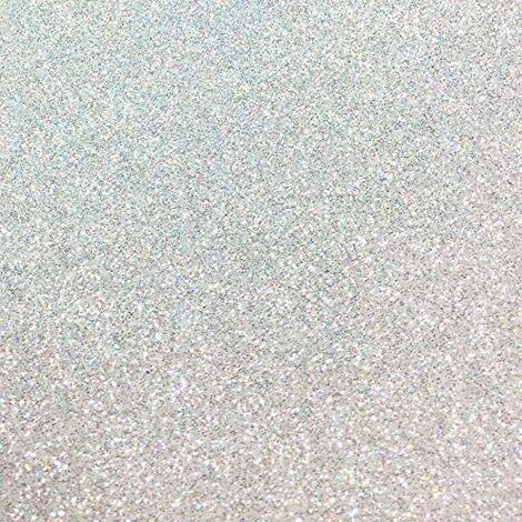 Muriva Oriah Glitter Textured Sparkle Luxury Iridescent Modern Shimmer Wallpaper 401014