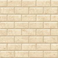 Muriva Sand Stone Brick/ Tile Wallpaper