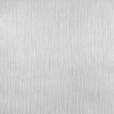 Muriva Texture Lustre Grey wallpaper Pearlescent Linear Plain Shiny Finish