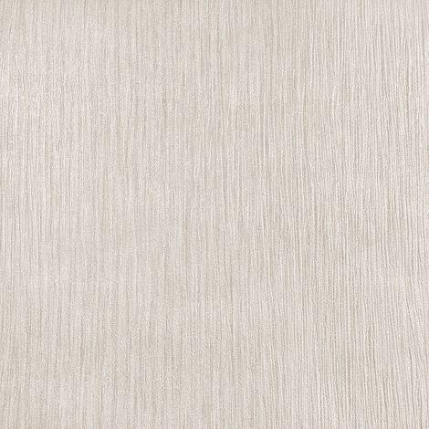 Muriva Texture Lustre Truffle Wallpaper Pearlescent Linear Plain Shiny Finish