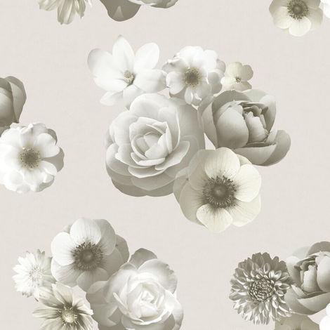 Muriva Wallpaper Aurora Ivory 142501