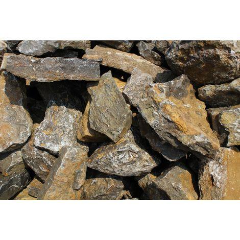 Muschelkalk - Zyklopenmauersteine
