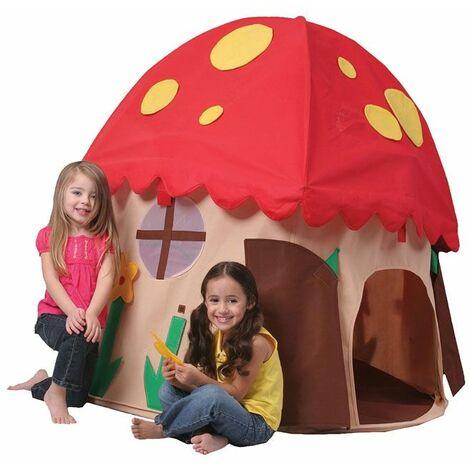 Mushroom House Play tent