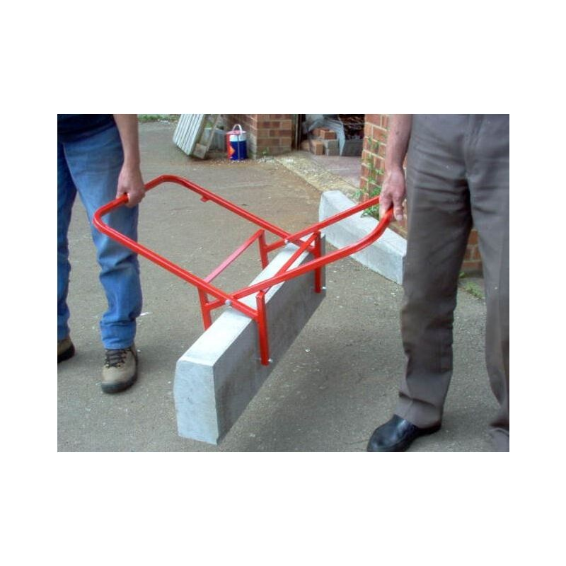 Image of Kerbstone Carrier / Lifter - Side Grip - Mustang