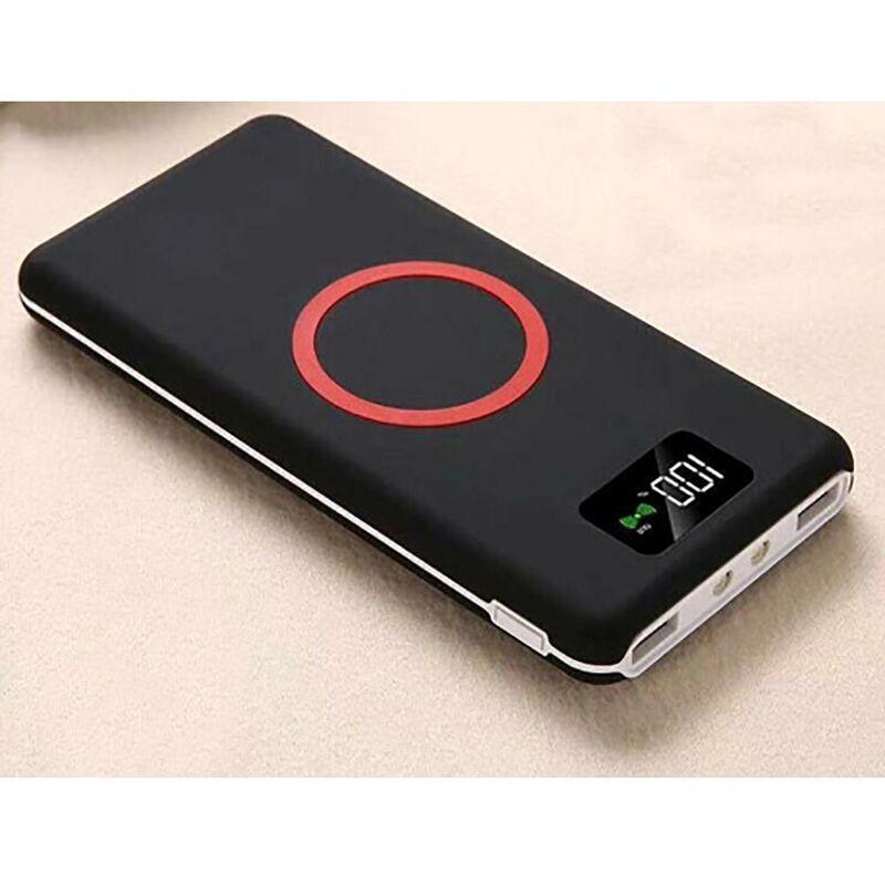 Muvit Power Bank Usb 2A 10.000Mah Chargeur Mobile/Tablet Noir Muvit