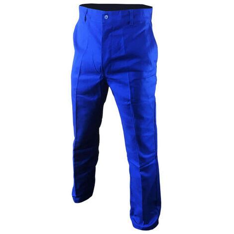 MUZELLE-DULAC New pilot work pants - Blue - Size 5