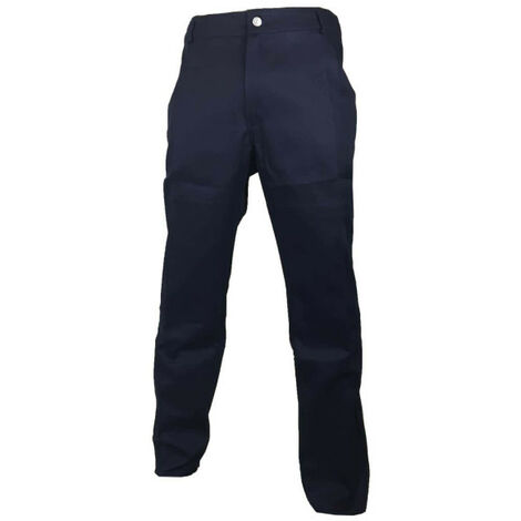 MUZELLE-DULAC Work work pants - Navy blue - Size 5