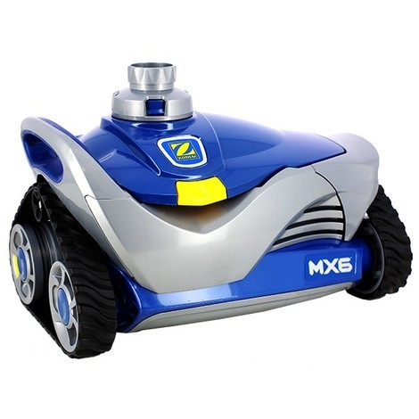MX 6 de Zodiac Poolcare - Robot piscine hydraulique
