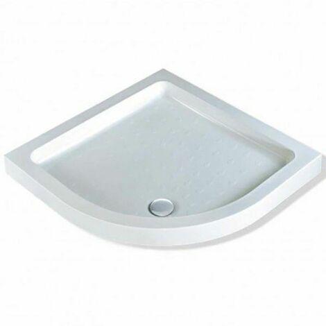 Mx Classic Quadrant Flat Top Shower Tray