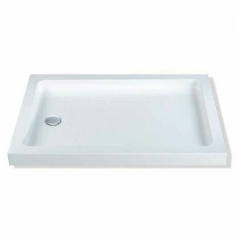 Mx Classic Rectangular Flat Top Shower Tray