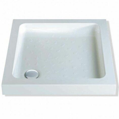 Mx Classic Square Flat Top Shower Tray