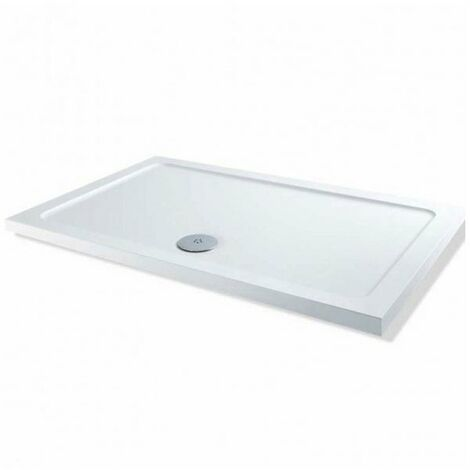 Mx Elements Rectangular Flat Top Shower Tray