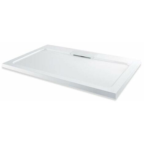 Mx Expressions Rectangular Flat Top Shower Tray