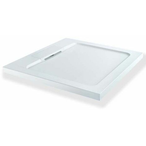 Mx Expressions Square Flat Top Shower Tray