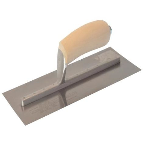 MXS1SS Finishing Trowel Stainless Steel - Woo