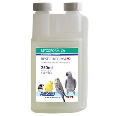 Mycoform-Ca Respiratory Aid 250ml